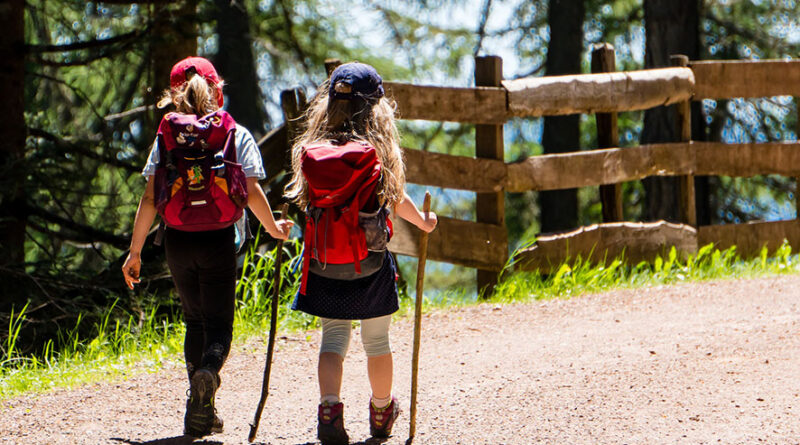 Nature – Créer une aventure pour MOTIVER les enfants à partir en balade