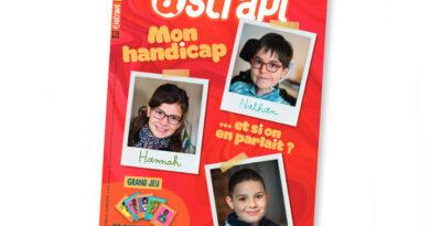 Astrapi sort un numéro sur le handicap