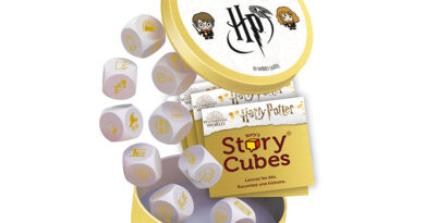 Jeu – Story-Cubes Harry-Potter