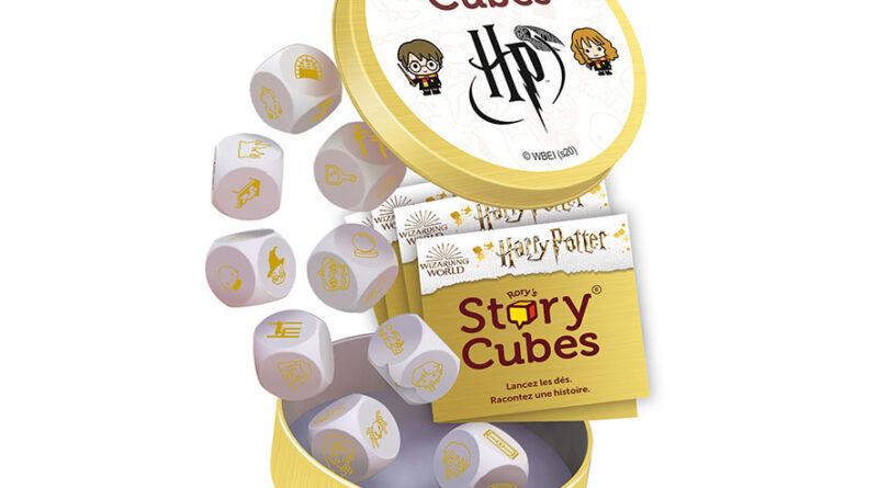 Jeu – Story-Cubes Harry-Potter